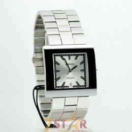 rado-diastar-wrist-watches-in-silver-dial-with-date